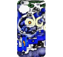 """Unphysical Graffiti"" iPhone Case/Skin"