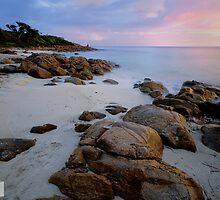 Castle Bay by Michael Bailey