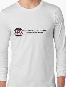 Interplanetary Expeditions - Babylon 5 Long Sleeve T-Shirt