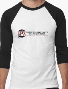 Interplanetary Expeditions - Babylon 5 Men's Baseball ¾ T-Shirt