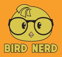Funny Bird Nerd Ornithology Bird Watching T Shirt by bitsnbobs