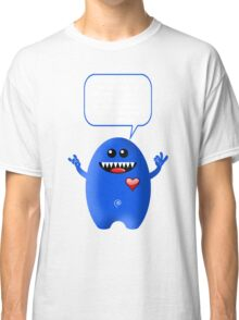 KNOW FEAR Classic T-Shirt