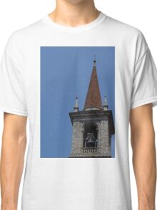 old steeple of the church Classic T-Shirt