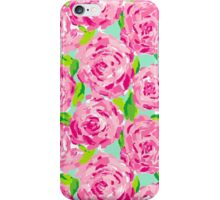 Lilly Pulitzer Hotty Pink First Impression iPhone Case/Skin
