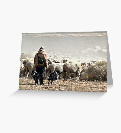 Annual Migration Greeting Card