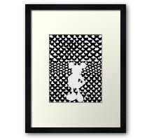 It's Mickey Framed Print