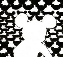 It's Mickey Sticker