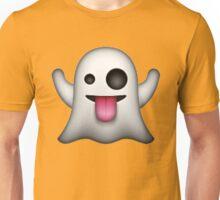 Ghost Emoji Unisex T-Shirt