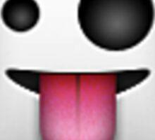 Ghost Emoji Sticker