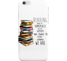Book love iPhone Case/Skin