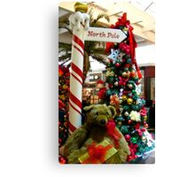 The North Pole Canvas Print