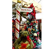 The North Pole Photographic Print