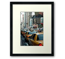 Where to? Framed Print