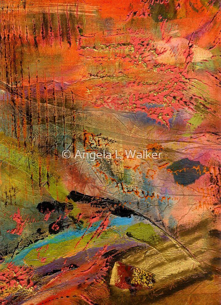 Admiring God's Handiwork II by © Angela L Walker