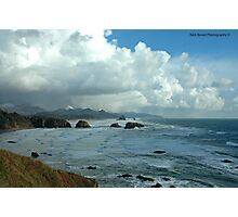 Ecola State Park Photographic Print