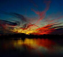 Painted Sky  by Saija  Lehtonen