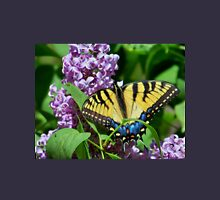 Eastern Tiger Swallowtail And Lilacs Unisex T-Shirt