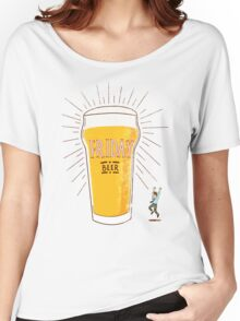 Friday Beer Women's Relaxed Fit T-Shirt