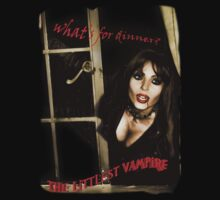 The Littlest Vampire:Let Me In by April Anderson
