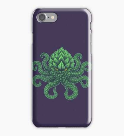 Hoptopus iPhone Case/Skin