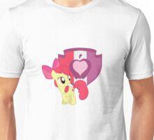 Apple Bloom with Cutie Mark Unisex T-Shirt