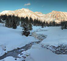 Winter view by zumi