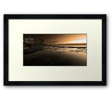 Tones of Bangalley Framed Print