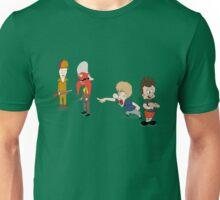 Yoseavis & Fuddhead Unisex T-Shirt