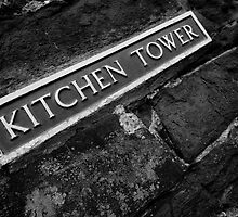 Off to the Tower ... or Kitchen for you! by Elizabeth Tunstall