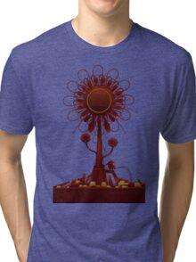Vector Doodle 34 Tri-blend T-Shirt