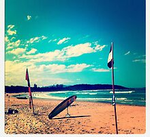 Sawtell Beach by Colin Leal