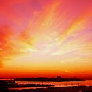 FIRE IN THE SKY by KENDALL EUTEMEY