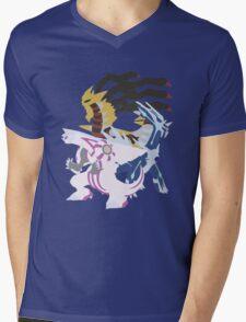 Creation Trio Mens V-Neck T-Shirt