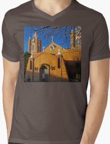 Late Afternoon Mens V-Neck T-Shirt