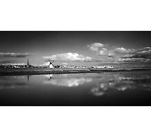 Lytham Becalmed - Lytham St Annes, Lancs, UK Photographic Print