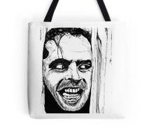 The Shinning Horror Movie Art Tote Bag