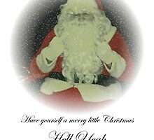 Whitelights 2011 Christmas Card #3 by whitelights
