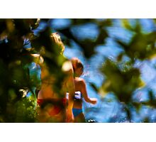 RELAXING Photographic Print