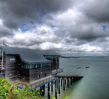 Tenby Lifeboat Station Pembrokeshire by Steve Purnell