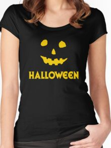 Halloween (Film) 1 Women's Fitted Scoop T-Shirt