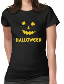 Halloween (Film) 1 Womens Fitted T-Shirt