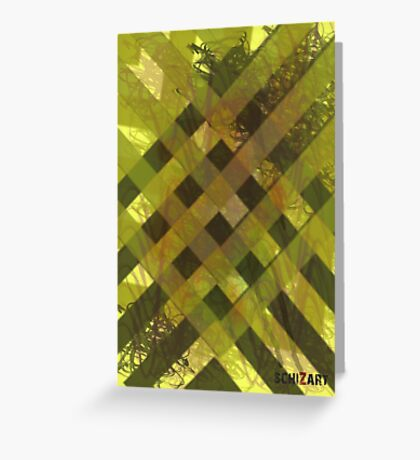 Military Stripes Greeting Card