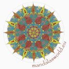Buddhist Mandala n4 by Mandala's World