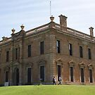 Martindale Hall, Clare Valley, South Australia by BronReid