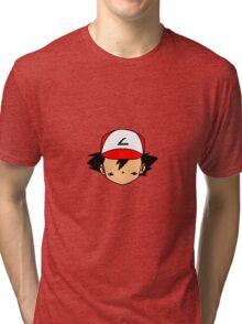 Simple Ash Tri-blend T-Shirt