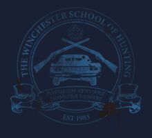 Winchester School of Hunting (Dirty) by digitalsprawl