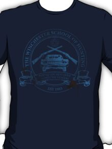 Winchester School of Hunting (Dirty) T-Shirt