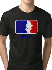 Major League Pony (MLP) - Spike Tri-blend T-Shirt