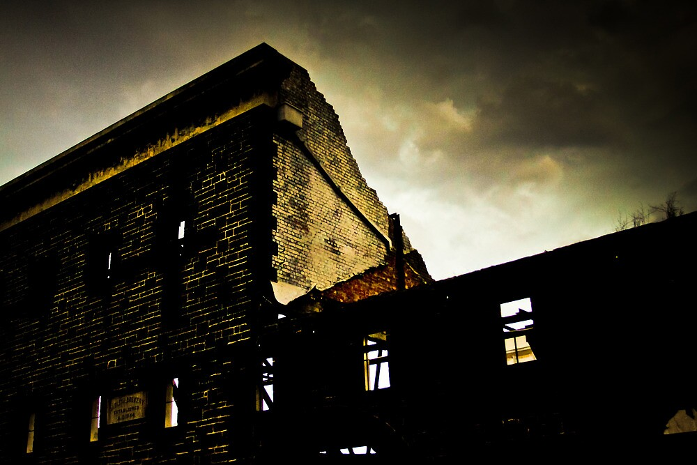 Old Carlton Brewery, Melbourne by Russell Charters