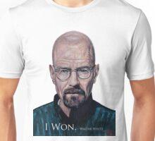 I Won - Walter White Unisex T-Shirt
